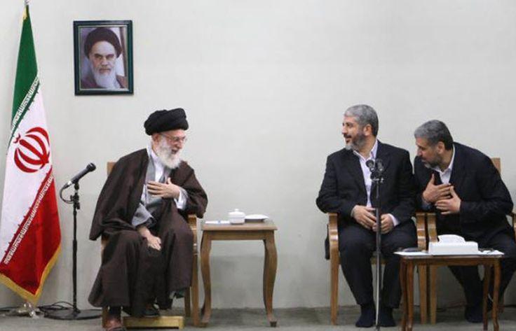 The Odd Relationship Between Hamas and Iran