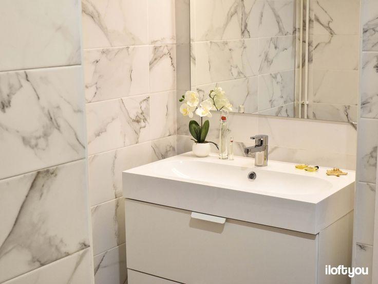 #proyectotravessera #iloftyou #interiordesign #barcelona #ikea #ikeakitchen #veddinge #white #karlby #ranarp #tulips #led