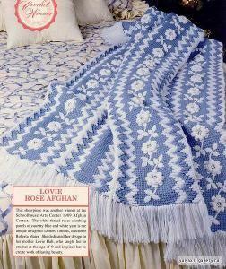 Вязаный уют - подушки, пледы, покрывала