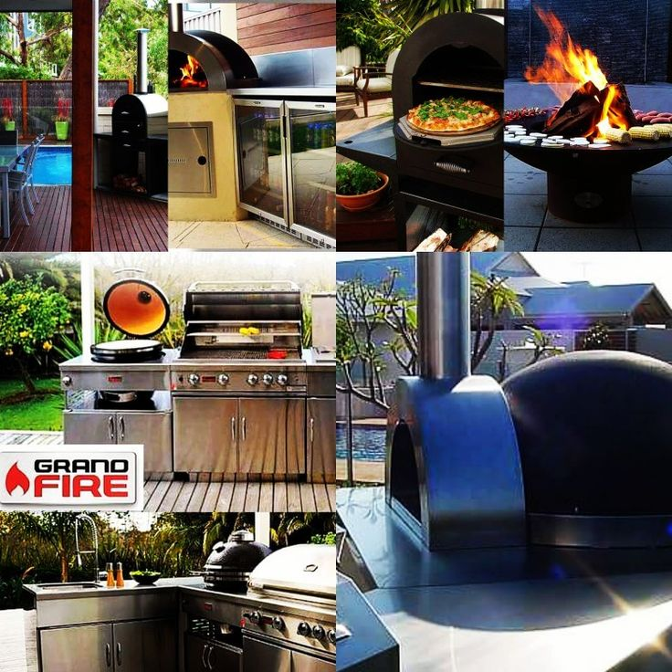 The thought of Summer is thrilling us with it's teasing anticipation.  #tagafriend  Be ready for entertaining weather, with our summer products > Firepits, barbeques, pizza ovens...  Come in or check out the range online.  http://thefireplace.com.au/ | #AbbeyFireplaces