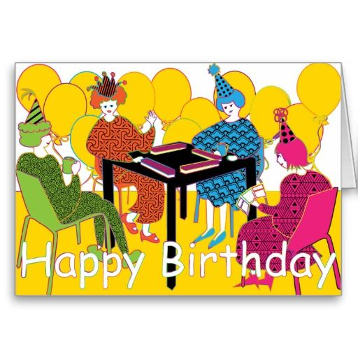 48 best Mahjong images – Birthday Card Site
