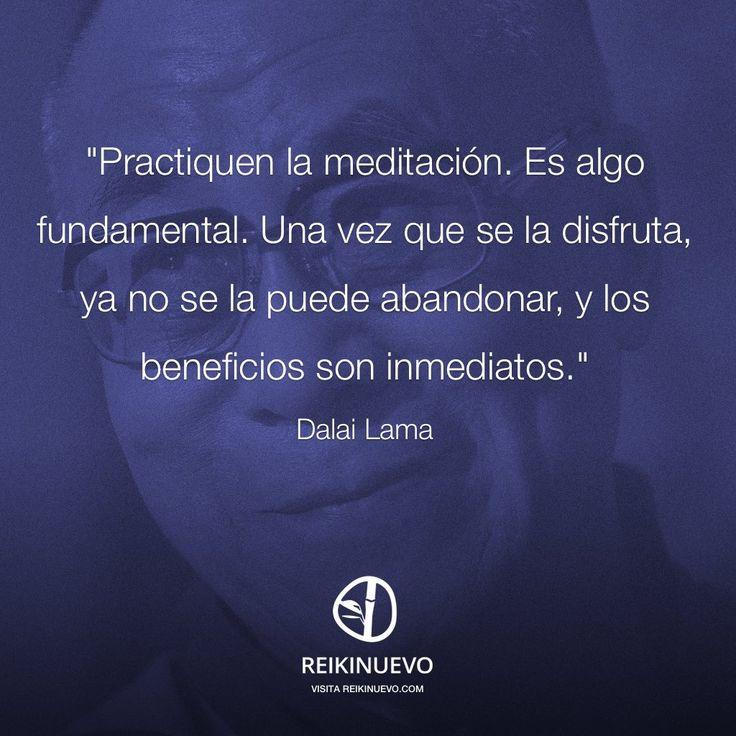 Dalai Lama: Practiquen la meditación http://reikinuevo.com/dalai-lama-practiquen-meditacion/