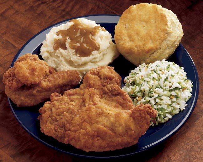 KFC - specializing in ...