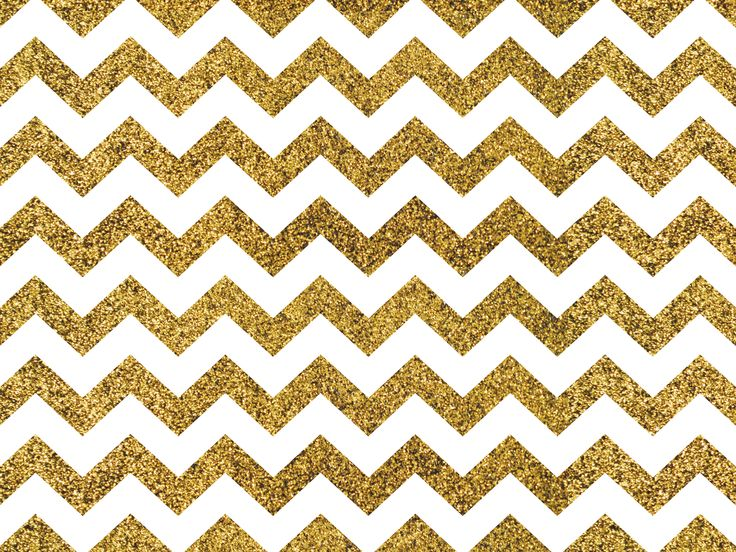 #Chevron pattern w/ Glitter