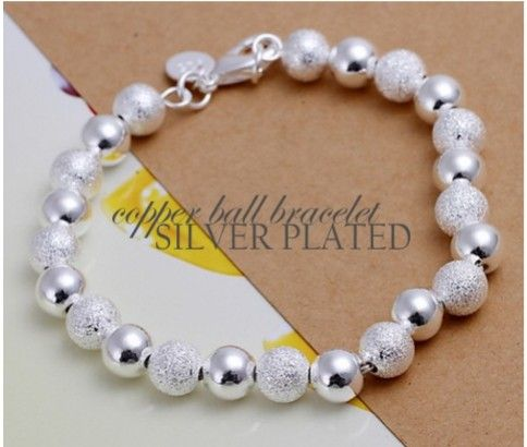 All you girls out there, Grab this beautiful Silver Plated Copper Ball Shaped Bracelet for Just $9. Suited for almost all occasions..Well almost!!  #ikoaladeals #dailydeals #Fashion