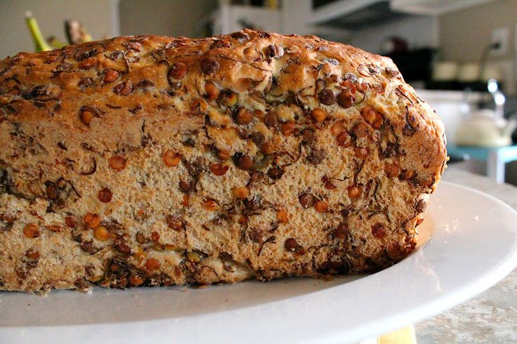 Sprouted Lentil Bread – Yea Yea Pueblo