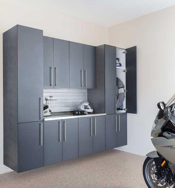 Custom Garage Interiors Ideas: 13 Best Garage Cabinets Images On Pinterest