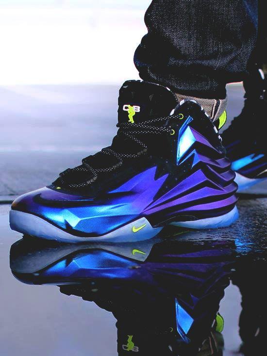 online retailer 8a1ac edff3 nike chuck posite black purple hot lava topdeals  nike chuck posite