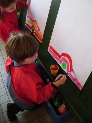 Ecole CAMUS Maternelle Wattrelos - La princesse au petit pois