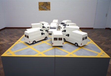 Andrew Lewis: White Van Men