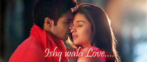 Are you not in love with the Ishqwala Love song?