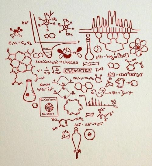 Love Chemistry <3 the fact that I understand this all brings me so much joy.