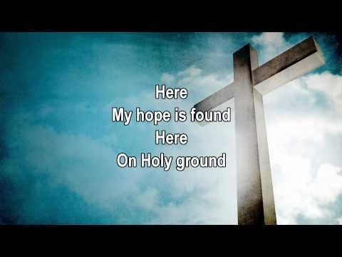 At The Cross - Chris Tomlin (Passion 2014) Worship Song with Lyrics - YouTube