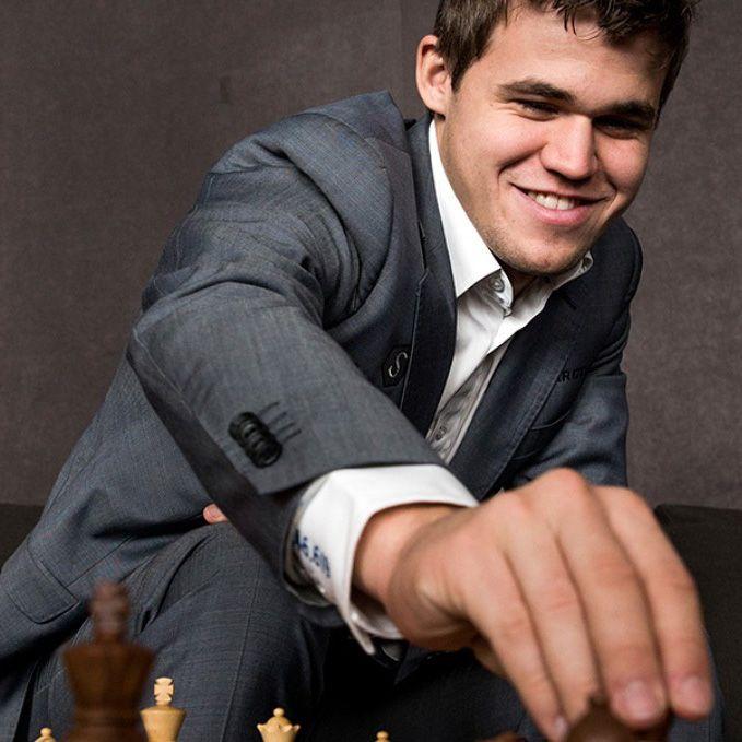Magnus Carlsen 2013: Grand master and World champion!