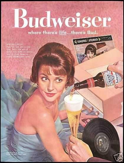 Budweiser 1960