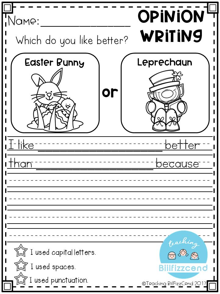 writing topics for kindergarten Daily writing prompts - creative writing prompts for november we provide events that are related to each day you will find holidays, historical events, birthdays.