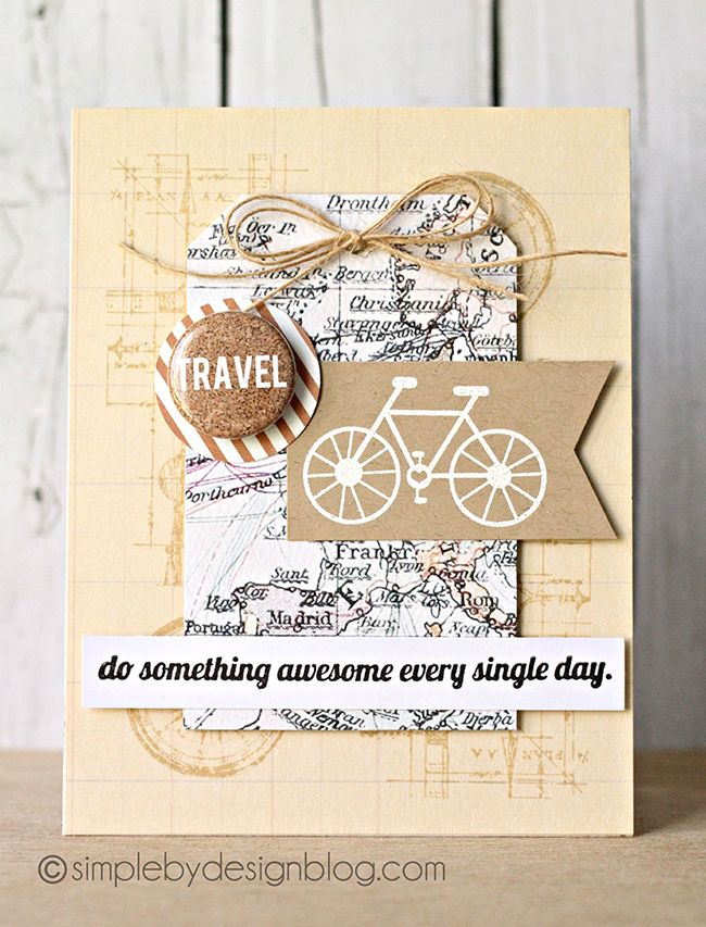 Spotted and admired: Oh, Joy Taylor. You are amazing! Love this fabulous card you made! Thanks for using some Technique Tuesday stamps on it! We are always so honored when you do. Love your work!