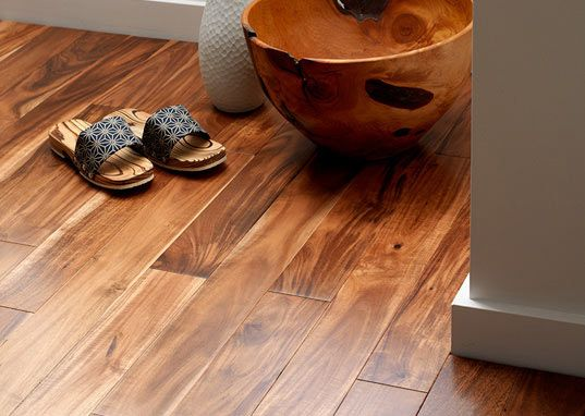 Acacia Wood Flooring - drool!!! - So beautiful- I wonder if it matters that I'm allergic to Acacia tree flowers??? :)