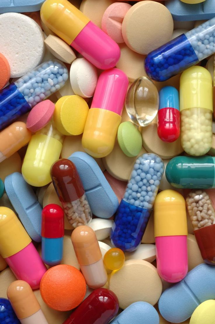 Medicine Supplements Vitamins Supplements
