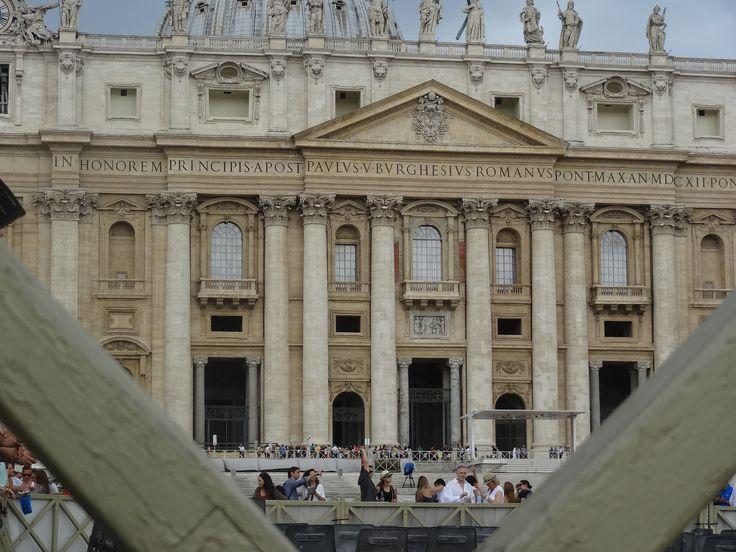 Aspettando Papa Francesco