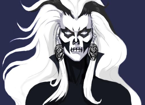 I want to be Silver Banshee for Halloween!
