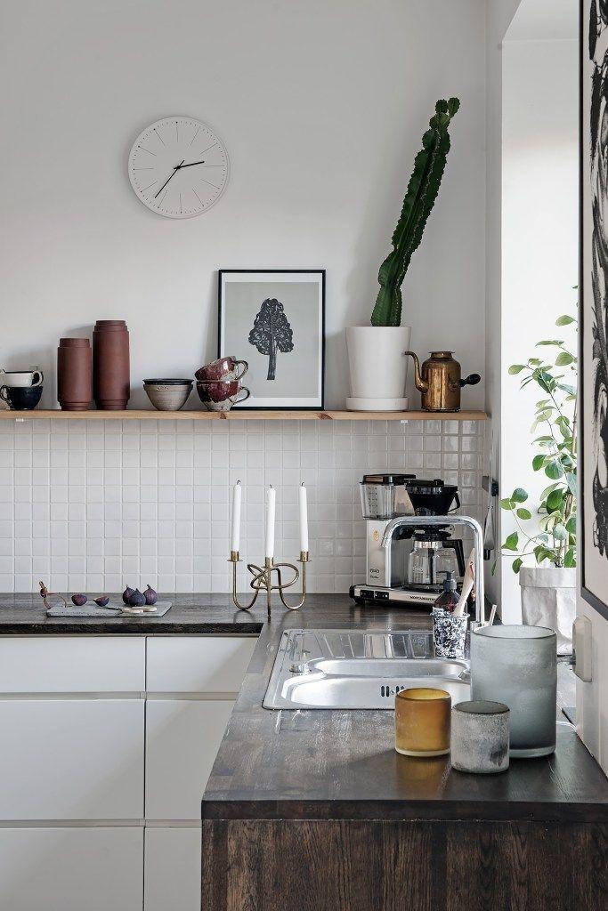 578 besten küchen \/\/ kitchen Bilder auf Pinterest - k chenzeile ohne oberschr nke