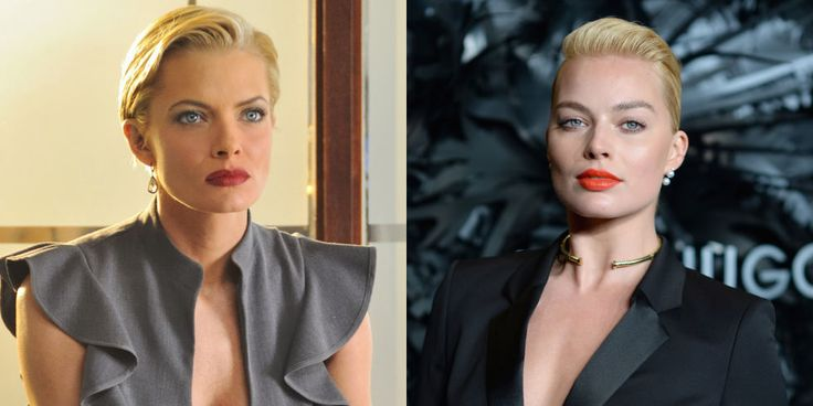 Jaime Pressly and Margot Robbie. See 42 other celebrities who look like they could be related.