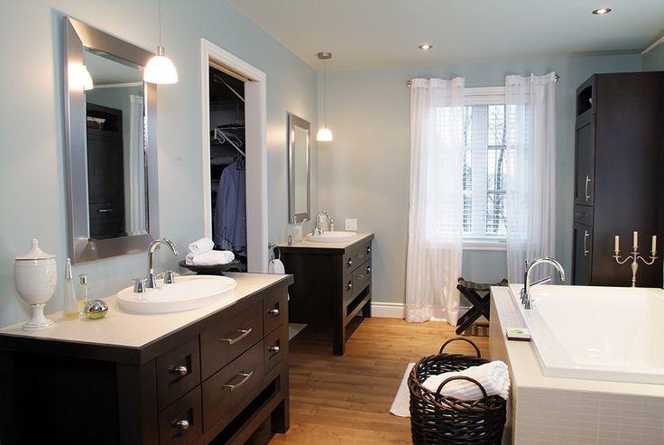 Bathroom, Bath Vanities And Laminate Countertops