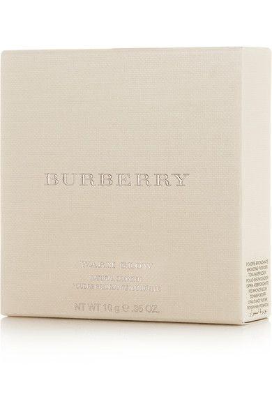 Burberry Beauty - Warm Glow Bronzer - Warm Glow No.01 - one size