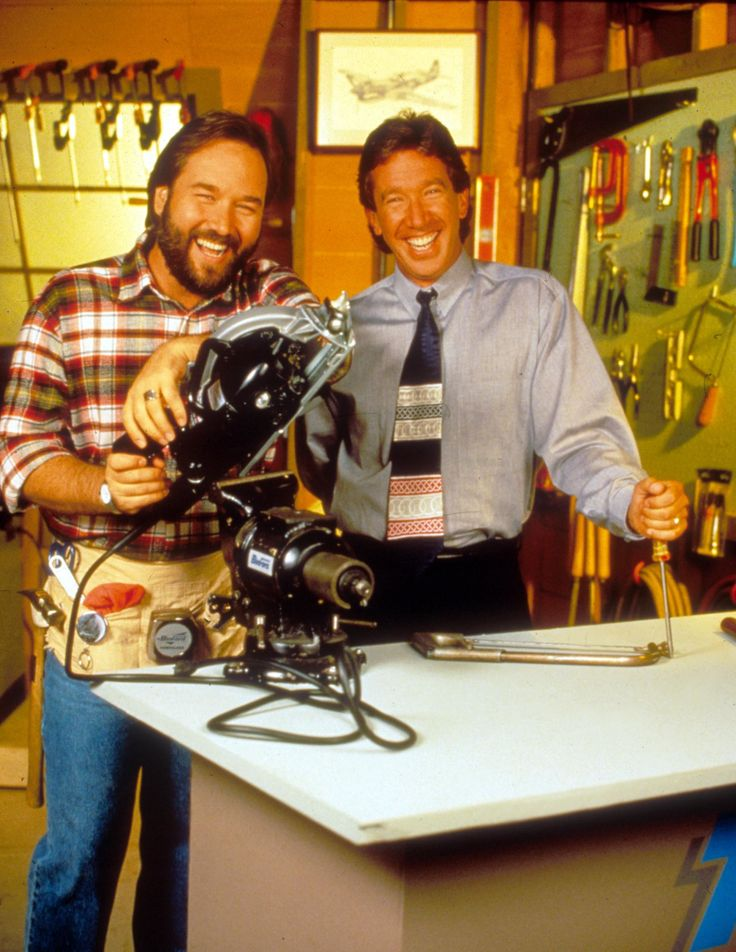 "'Home Improvement' cast: Where are they now? - Richard Karn was Al, Tim's co star on their TV show ""Tool Time"". He was usually the brunt of Tim's bad jokes!"