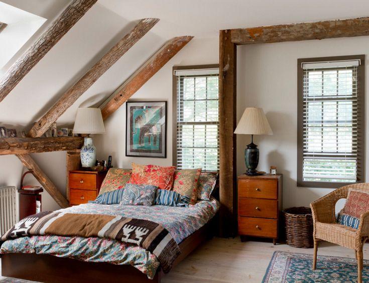 97 best poutre colonne plafond bois images on Pinterest Rustic - ventilateur de plafond pour chambre
