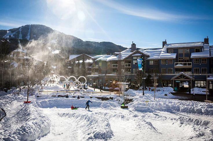 Invierno en Canadá, nieve y mucha aventura