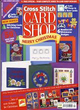 Cross Stitch Card Shop Issue 27 November/December 2002 Saved