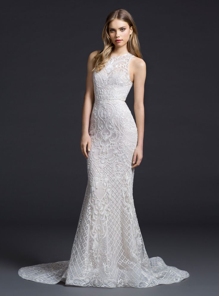Bridal Gowns and Wedding Dresses by JLM Couture - Style 3651