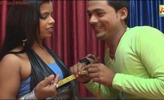 तुम्हारा तो नापते ही खड़ा हो गया !! Dehati India New Comedy Funny Video Whatsapp Funny