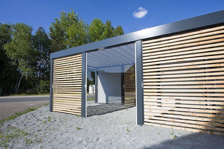 13 best carport images on pinterest garages carriage house and car shed. Black Bedroom Furniture Sets. Home Design Ideas