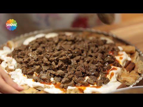Tavuklu Tirit Tarifi - Kevserin Mutfağı - Yemek Tarifleri - YouTube