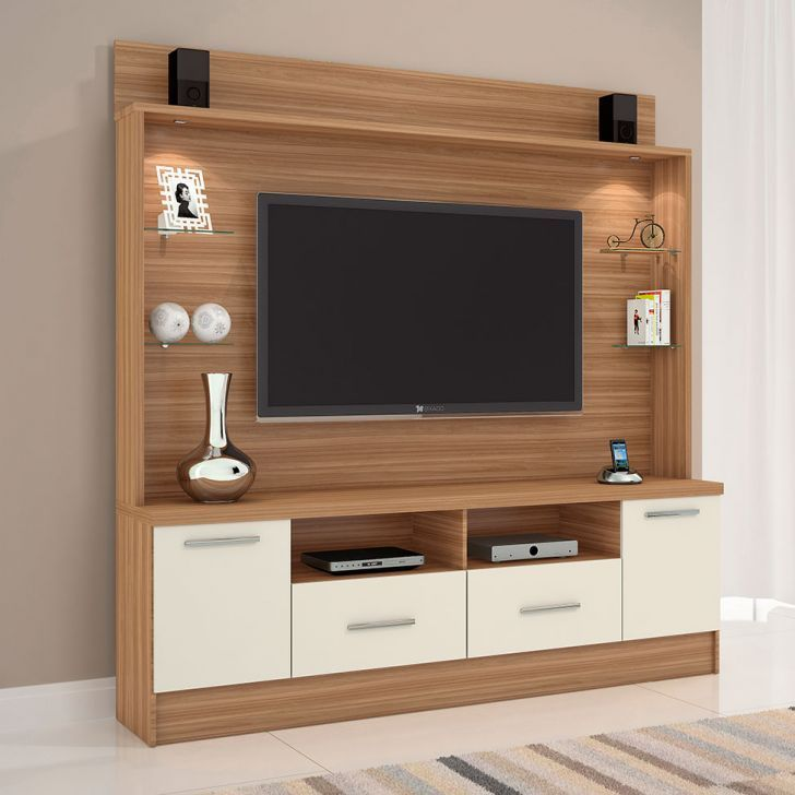 Living Room Wall Units Tv Stand Shelf Wall Cabinet Drawers Coffee Table Modern Furniture Set United Kingdo Ruang Keluarga Kecil Desain Interior Lemari