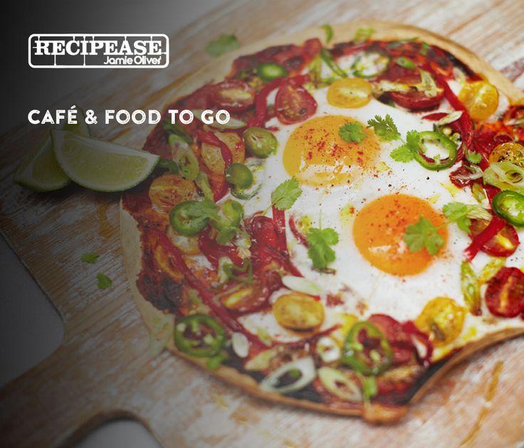Jamie Oliver's Recipease restaurant