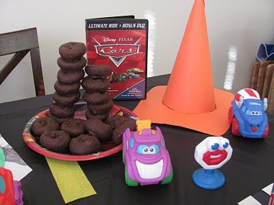 Momma's Playground: Family Movie Night - Cars