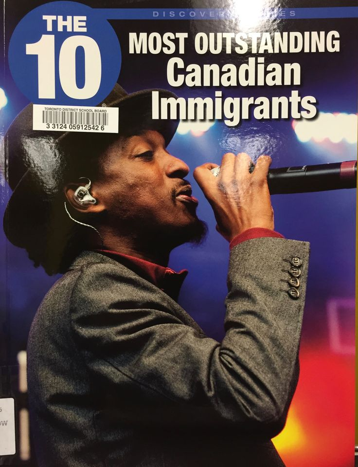 The 10 Most Outstanding Canadian Immigrants (305.9 DOW)