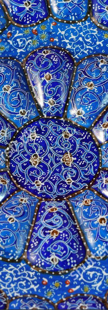 mina meenakari handicraft Naghshe Jahan Square -  UNESCO World Heritage Site | Iran