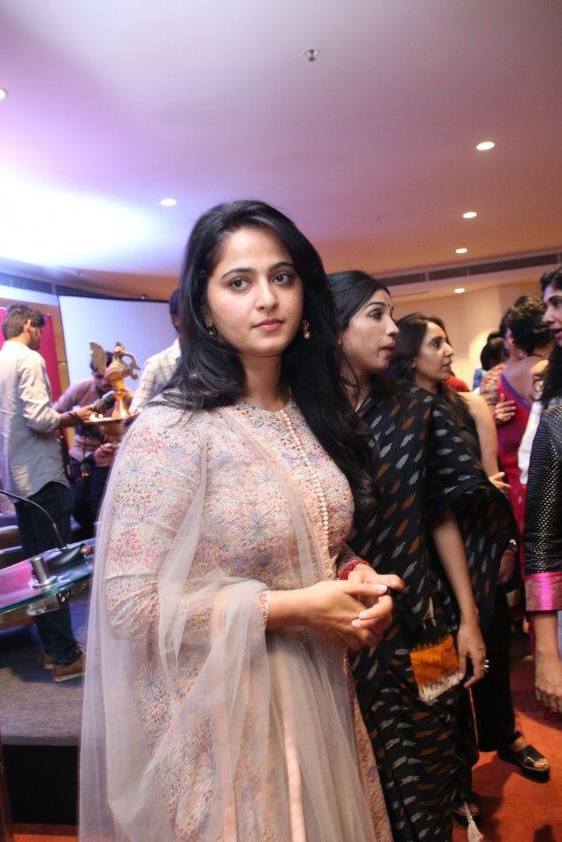 Anushka Launches the dance of Durga Book Sweety Shetty (born 7 November 1981), better known by her stage name Anushka Shetty, i...