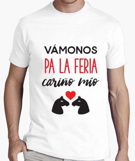 Camiseta Vámonos pa la feria