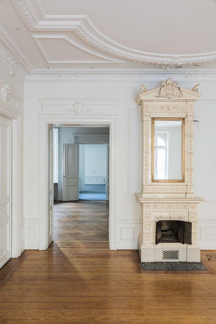 Lagerlings - Grevgatan 3 - Klassisk våning med bästa läge invid Strandvägen - Våra hem