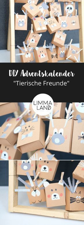 Wooden advent calendars crafted with TWERCS and Limmaland