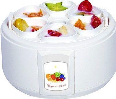 Предлагаем вам сделать разные виды йогуртов и выбрать один или несколько самых любимых. Так как все йогуртницы разные, поэтому каждый рецепт должен быть индивидуально подобран к вашей йогуртнице. (В зависимости от количества баночек, а так же время на приготовления).