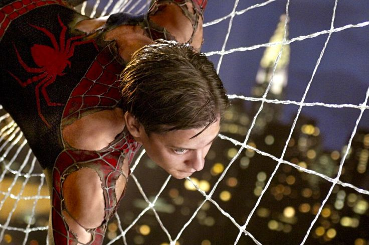 2004 - Tobey Maguire as Spider-Man
