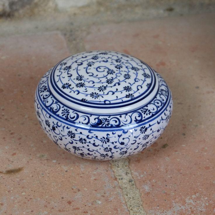 Petite #boîte en #céramique #originale pour ranger de petits objets