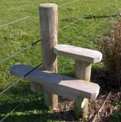 Climbing fences is a bad habit - it damages or weakens them a little bit every time and will eventually compromise the integrity of the fenceline. The...